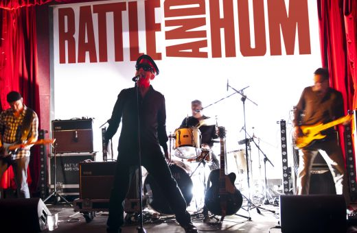 U2 Tribute Band Rattle & Hum | Irish U2 Tribute Band