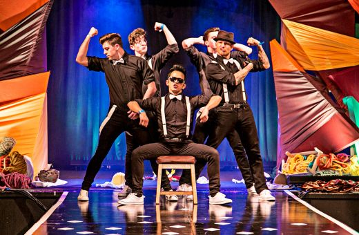 Xod Dancers | Male Dance Group For Corporate Events