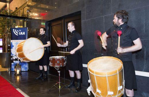 Celtic Drummers | Hire Irish Celtic Drummers