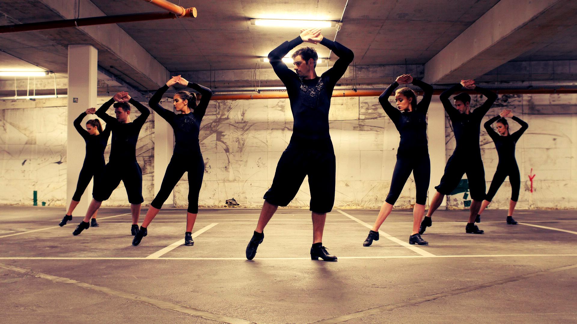 Step, Irish Dances: a selection of sites