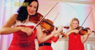 Elastic String Quartet Christmas Party