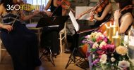 Elastic String Quartet For Weddings